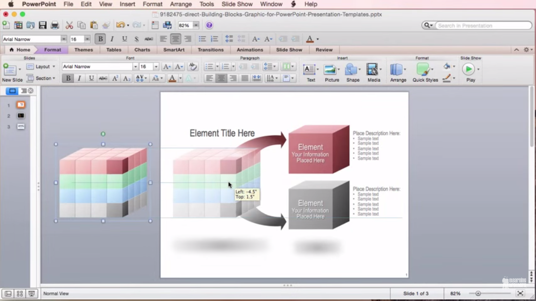 Overview of the PowerPoint Graphic Library