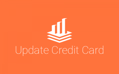 How to update credit card information