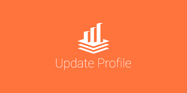 How to update your profile information