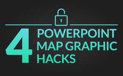Unlock 4 PowerPoint Map Graphic Hacks