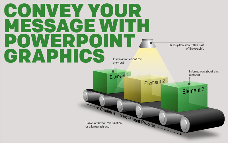 Convey Your Message with PowerPoint Graphics