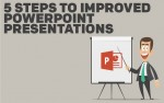5 Steps to Improved PowerPoint Presentations