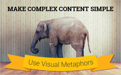 Make Complex Content Simple—Use Visual Metaphors