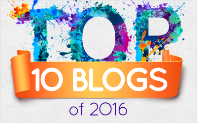 Top 10 PowerPoint Blogs of 2016