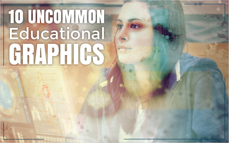 10 Uncommon Educational Graphics